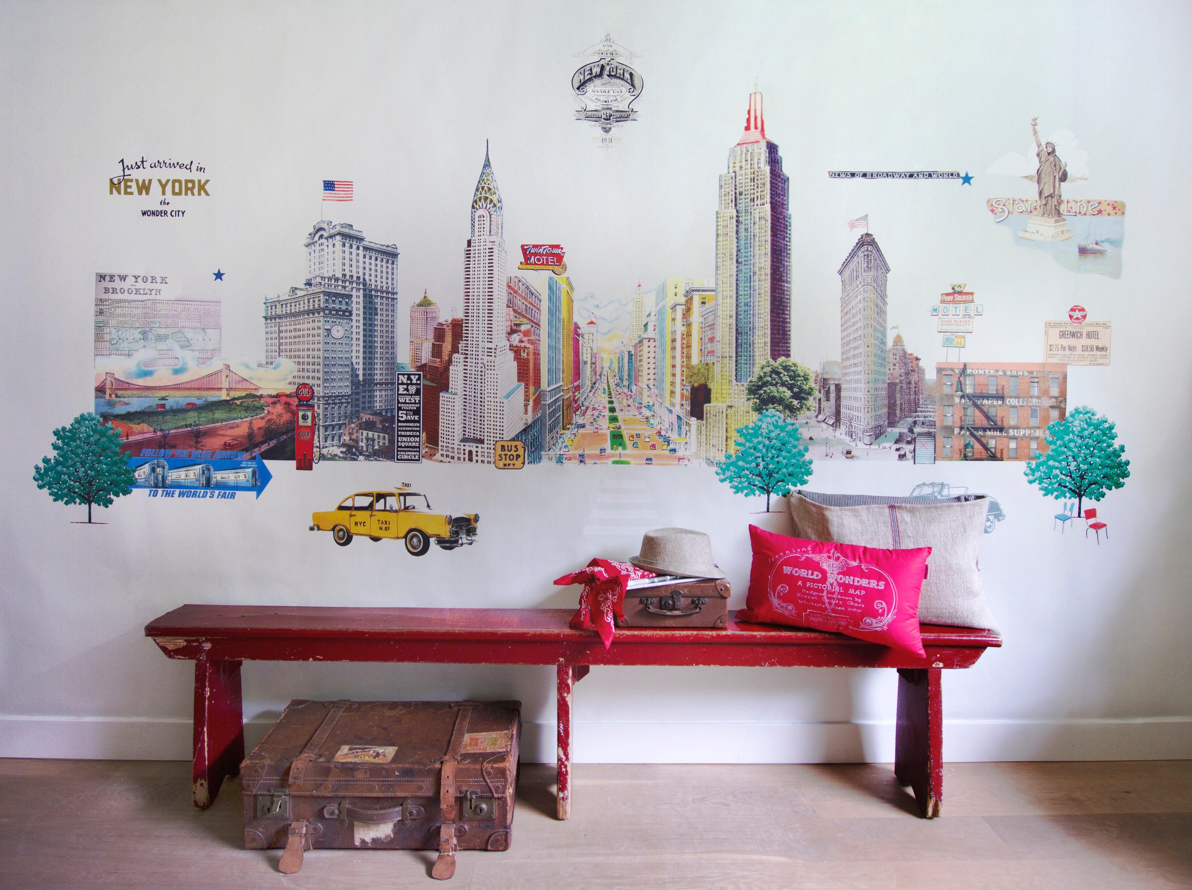 Magazine Travel Memories Wallpaper
